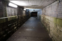 Underpass at Mexborough Station