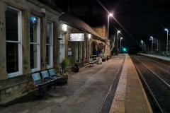Platform 2 at Mexborough Station